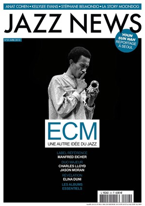 jazz news magazine